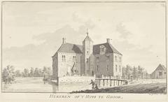 De havezathe Heeckeren bij Goor, in Twente