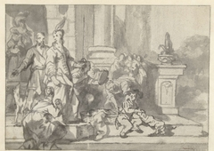 De herkenning van Achilles