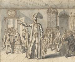 De reus Cajanus te Haarlem