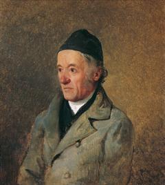 Der Maler Jakob Gauermann, der Vater des Künstlers