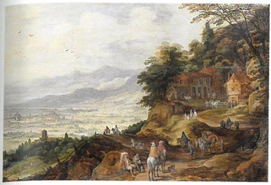 Die Stadt im Tal