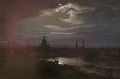 Dresden by Moonlight