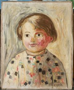 Dziewczynka z rumianym policzkiem