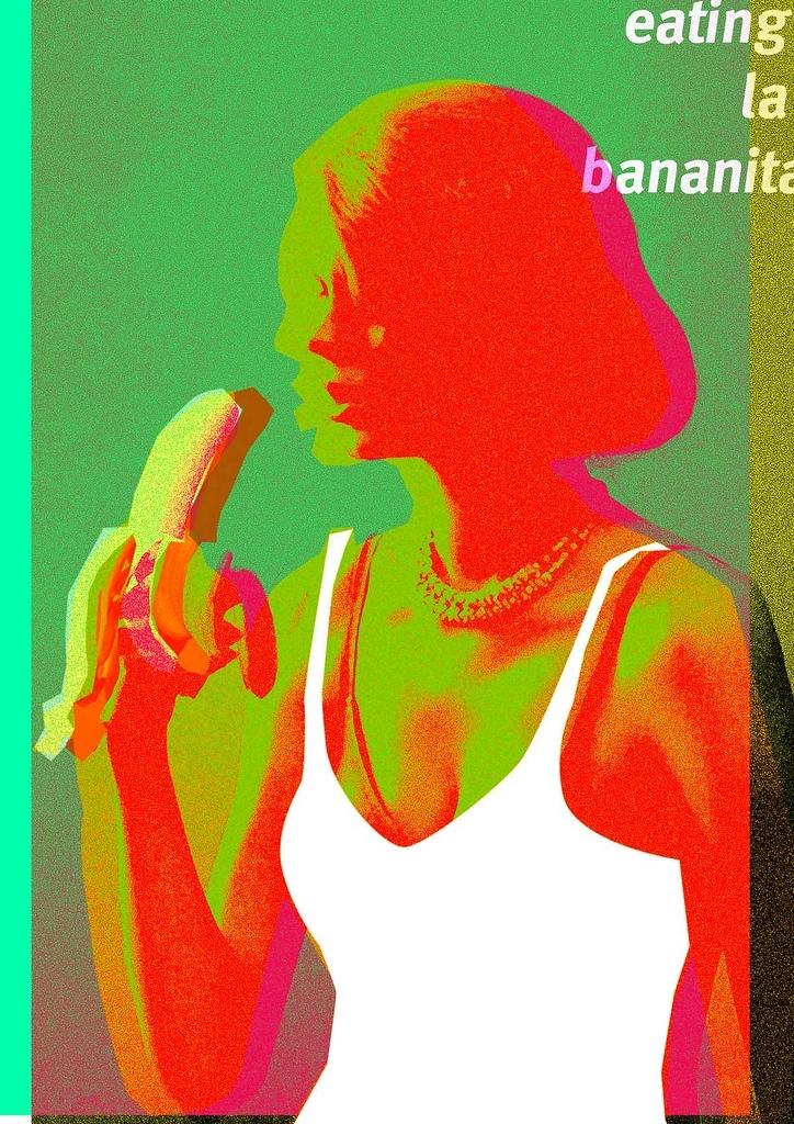 Eating-la-bananita