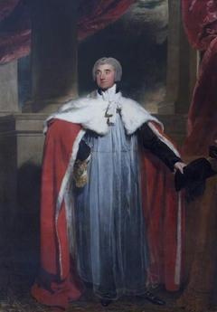 Edward Venables Vernon Harcourt (1757-1847) as Archbishop of York