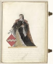 Elisabeth van Buren, vrouwe van Culemborg