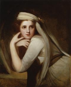 Emma Hamilton as a Bacchante