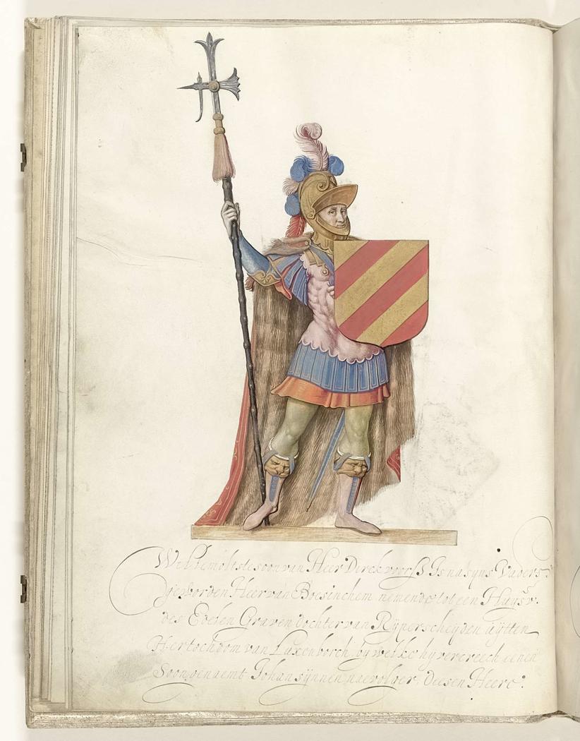 Graaf Willem van Beusichem