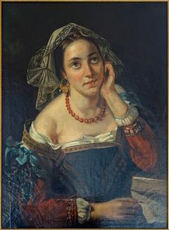 Graziella, amie de Lamartine