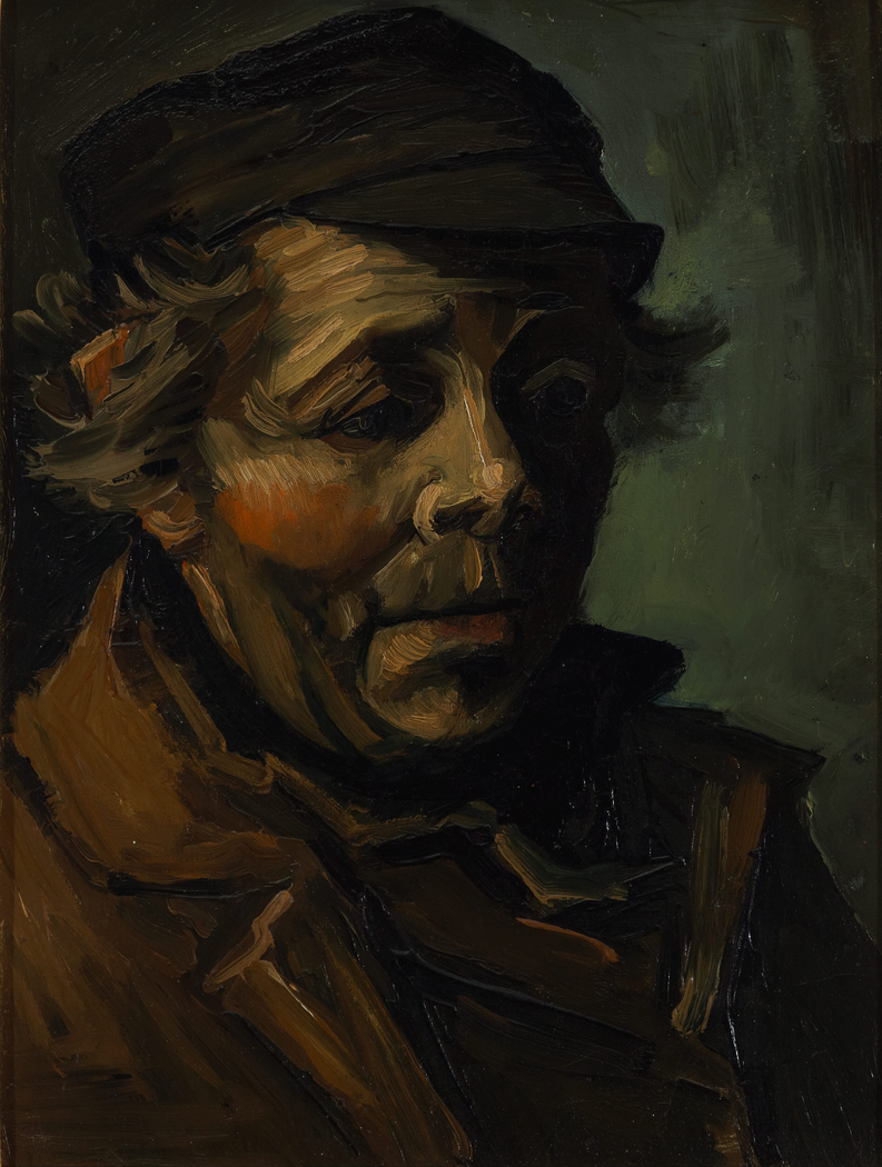 Head of a Peasant