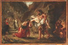 Hercules and Alcestis