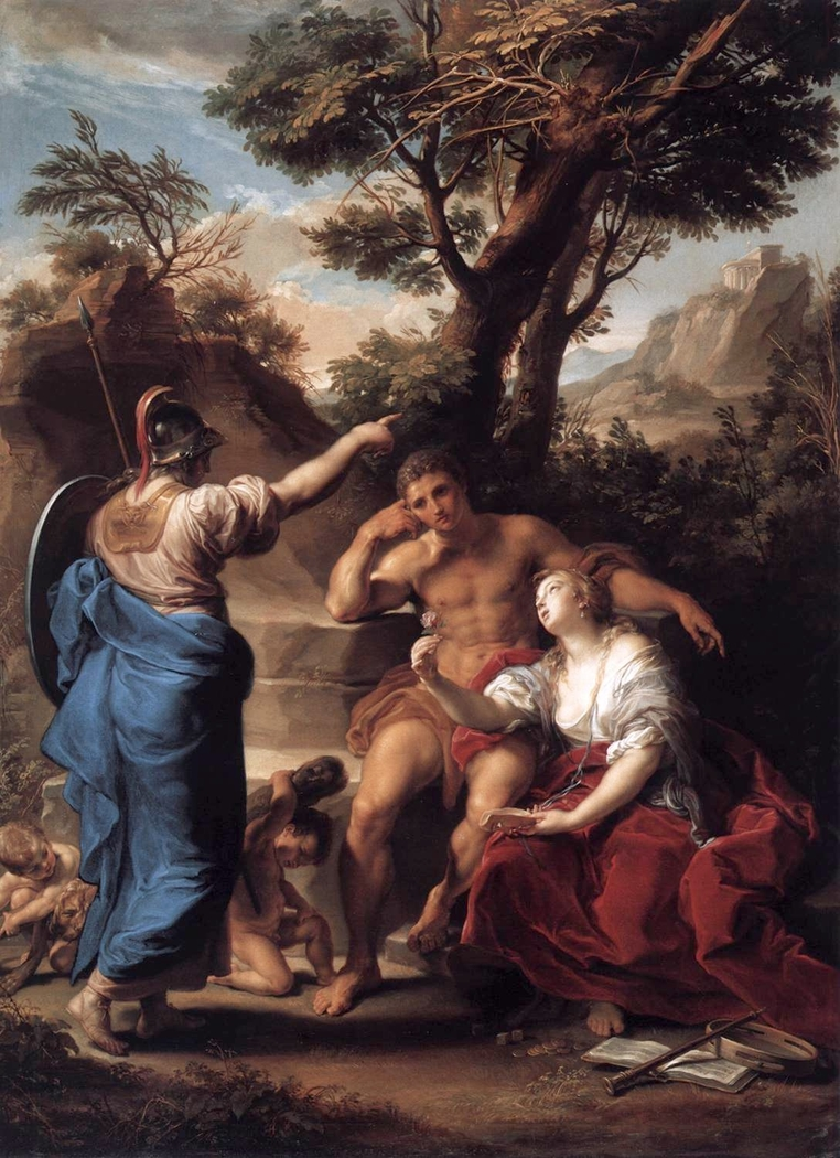 Hercules at the Crossroads