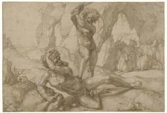 Hercules en Cacus