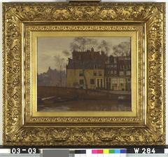 Hoek Kromme Waal en St. Anthonieshuis