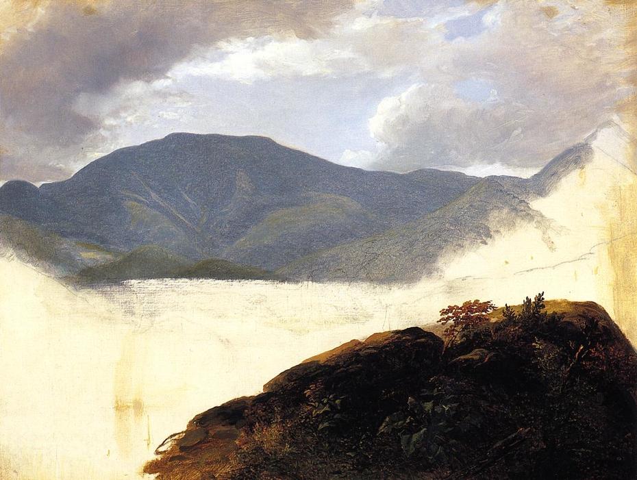 Hudson River Sketch