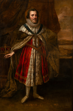 James VI & I, King of Great Britain (1566-1625)