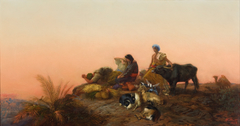 Jerusalem pilgrims