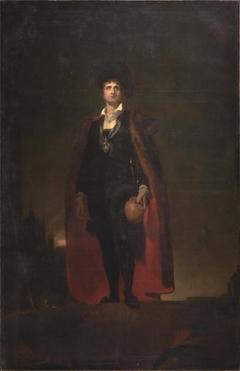 John Philip Kemble as Hamlet
