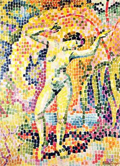 La Dance (Bacchante)