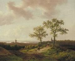 Landscape in Guelders