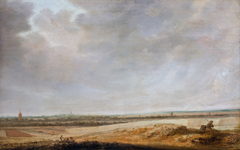 Landscape with Cornfields