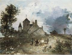Le Chautay (Nièvre)