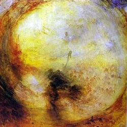 Light and Colour (Goethe's Theory) – The Morning after the Deluge – Moses Writing the Book of Genesis
