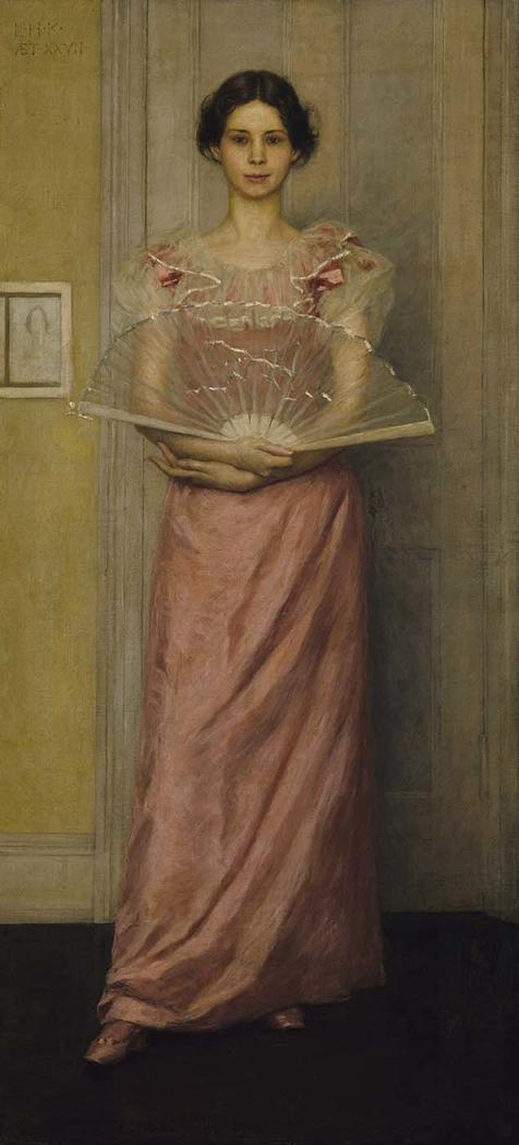 Louise Howland King (Mrs. Kenyon Cox)