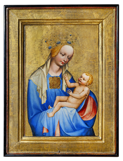 Madonna of Roudnice