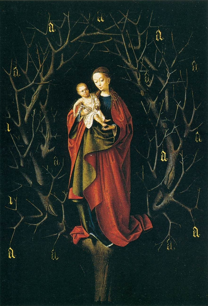 Madonna of the Dry Tree