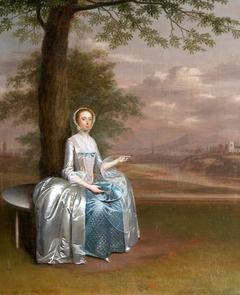 Mary Cawthorne, Mrs Morley Unwin (1724-1796)