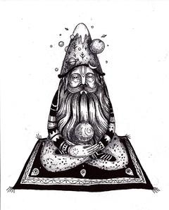 Meditation master