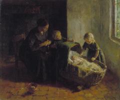 Moeders kroost