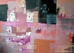 Nick Angel. Year 2012, oil on canvas. by ANNA ZYGMUNT