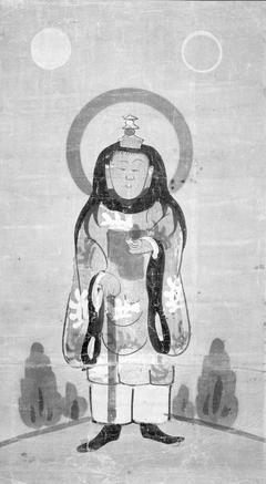 Ōtsu-e of Uhō Dōji