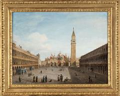 Piazza San Marco in Venetie