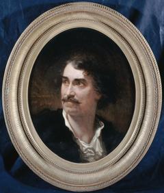 Portrait d'Étienne Mélingue (1808-1875), acteur et sculpteur