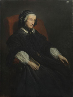 Portrait de la reine Marie-Amélie