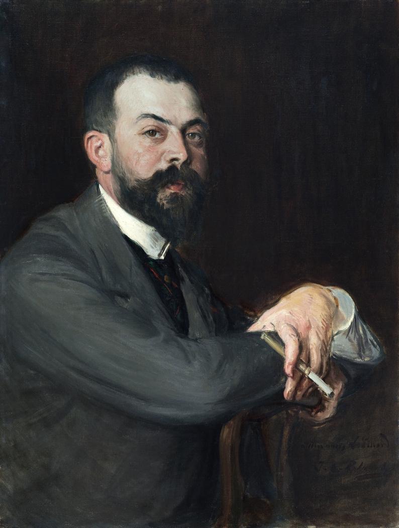 Portrait de Monsieur Léon Pissard jeune