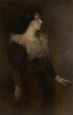 Portrait de Pauline Ménard-Dorian