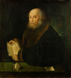 Portrait of a Patrician from Nuremberg
