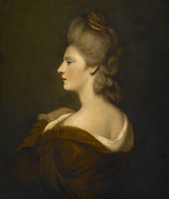 Portrait of a Woman presumed to be Mrs. James Fox
