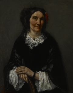 Portrait of Anika Psalmon, Mrs. Robin