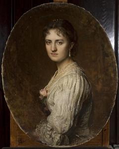 Portrait of Anna Branicka