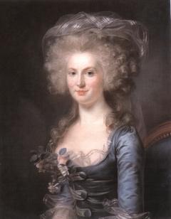 Portrait of Anne-Félicité Grésille (1763-1826)