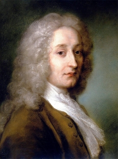 Portrait of Antoine Watteau
