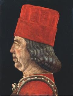 portrait of Borso d'Este