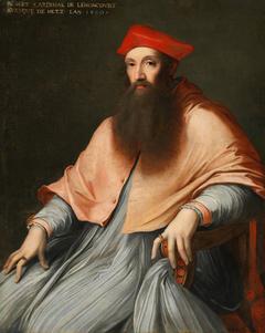 Portrait of Cardinal Reginald Pole