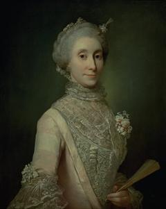 Portrait of Countess Caroline Schimmelmann(?)