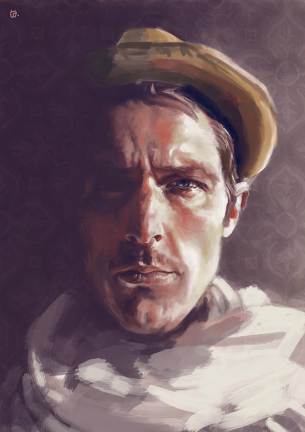 Portrait of Dave